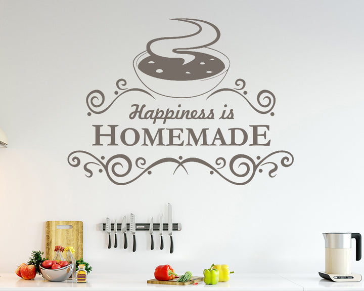Homemade Decal Vinyl Wall Sticker