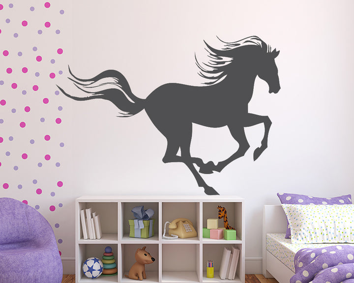 Horse Decal Vinyl Wall Sticker