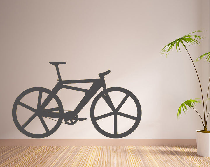 Bicycle Hobby Sport Decal Vinyl Wall Sticker