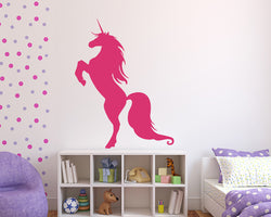 Cool Unicorn Magic Decal Vinyl Wall Sticker