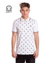 POLO ESTAMPADO CROSSEDARROW