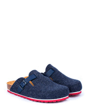 SLIPPERS BLUE