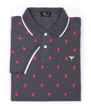 POLO ESTAMPADO THUNDERBOLT