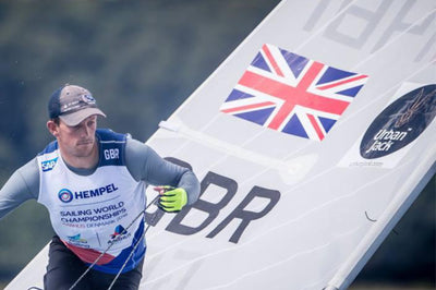 Jack Wetherell - Team GB Sailor