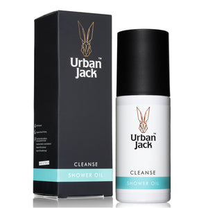 Urban Jack Cleanse Shower Oil 150ml