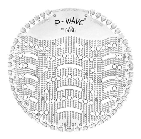 P-Wave Urinal Deodoriser Screen - Honeysuckle