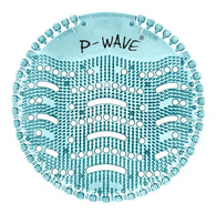 P-Wave Urinal Deodoriser Screen - Ocean Mist - Box of 10