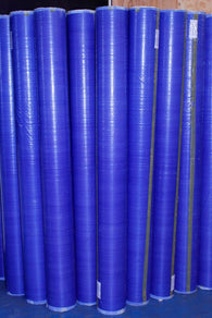 Drugget Floor Covering 1.83m x 200m - Blue Poly Roll