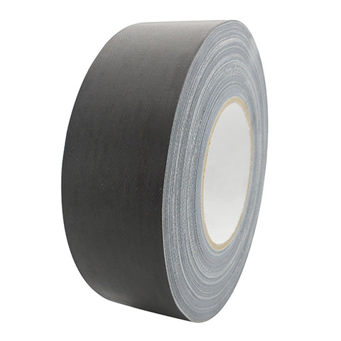 Matt Gaffer Tape - Black - 50mm x 50m