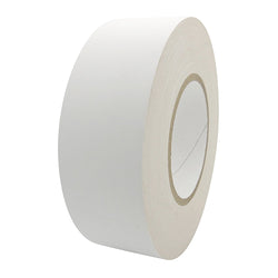 Matt Gaffer Tape - White - 50mm x 50m