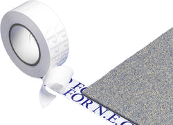NEC Approved Double Sided Carpet Tape - 50mm x 50m