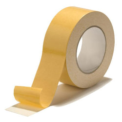 High Grab Double Sided Cloth Tape - 50mm x 50m