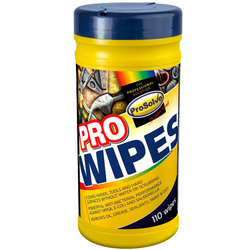 ProSolve Pro Wipes - Industrial Hand / Tool Wipes (110 Tub)