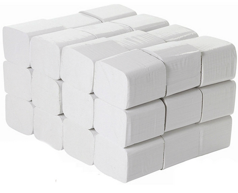 Bulk Pack Toilet Tissue 2ply White - 36 Pack (9,000 sheets)