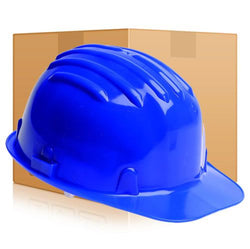 Safety Helmet Hard Hat - Blue - Box of 24 (Conforms to EN397)
