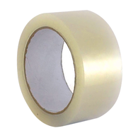 Clear Packaging Parcel Tape - 48mm x 66m