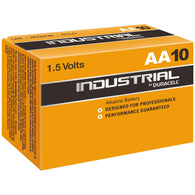 Duracell Industrial AA Batteries LR6 ID1500 | Box of 10