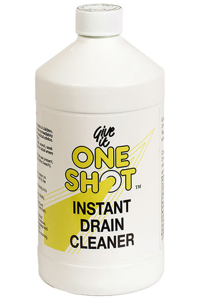 One Shot Instant Drain Cleaner - 1 Litre
