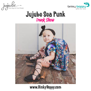 Binky Boppy x Jujube Sea Punk Trunk Show