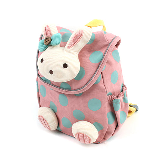 Winghouse - Roraailey Circle Safety Harness Backpack (Light Pink)-Binky Boppy