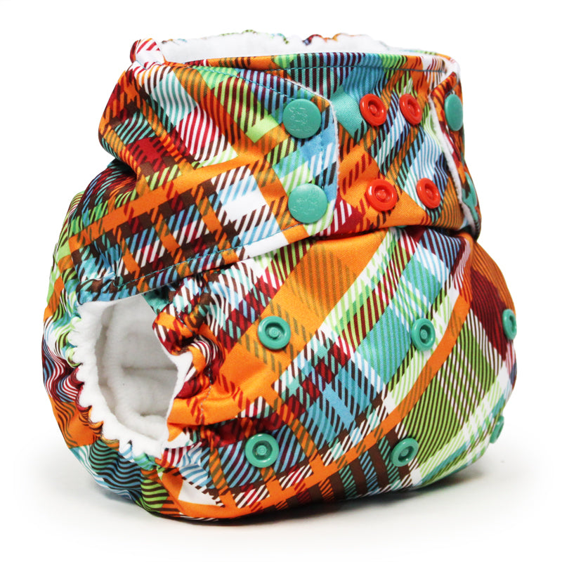 Kanga Care - Rumparooz G2 Snap Cloth Diapers (Quinn)-Binky Boppy