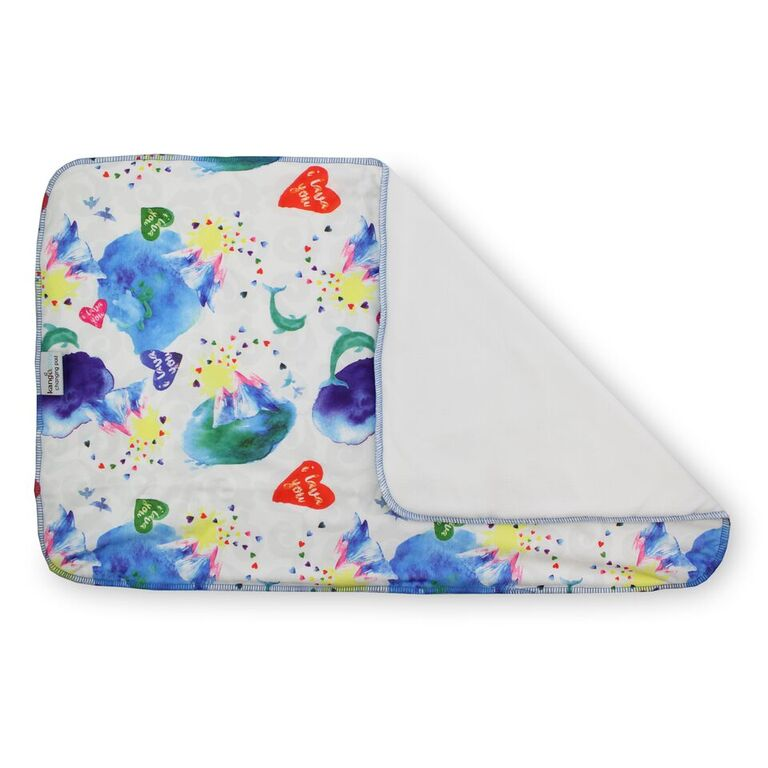 Kanga Care - Changing Pad (Lava)-Binky Boppy