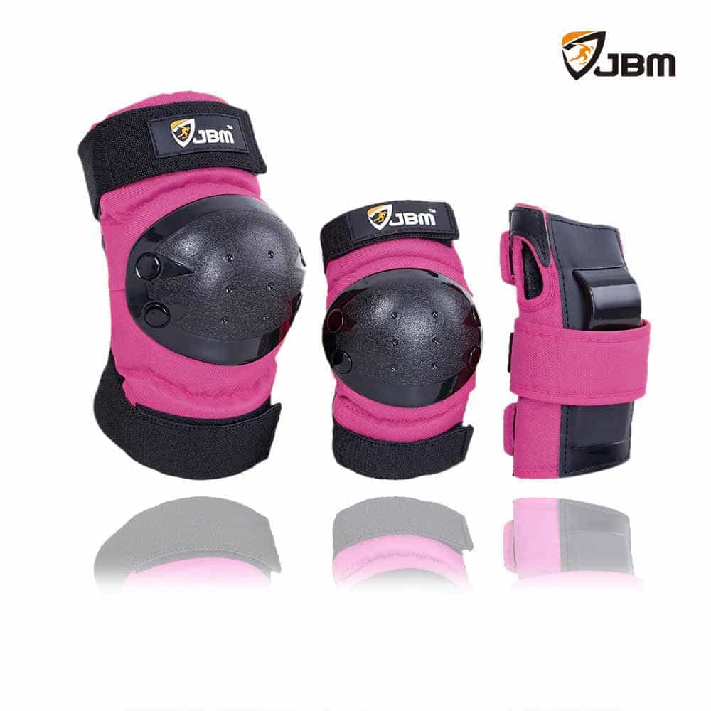 JBM Youth - Protective Gear (Pink)-Binky Boppy