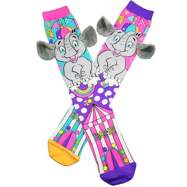 MadMia - Elephant Socks-Binky Boppy
