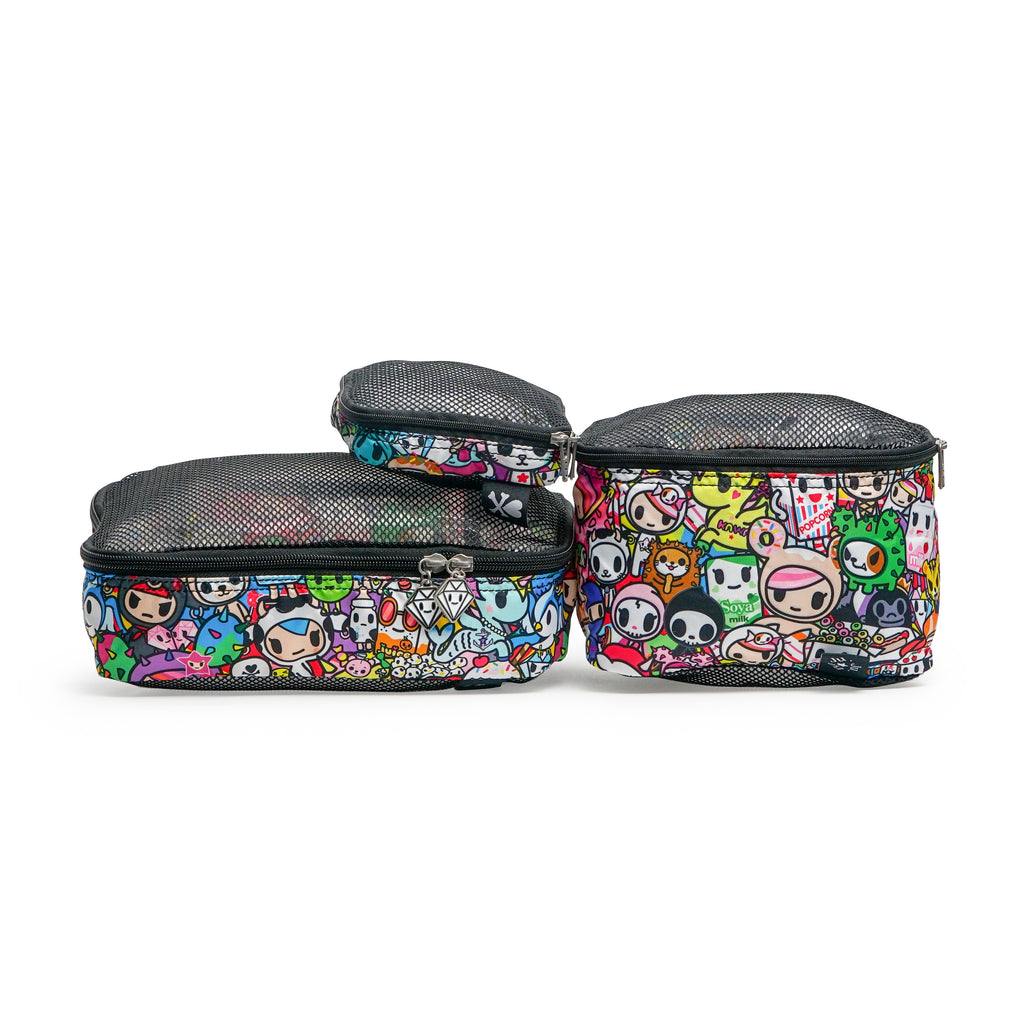 Jujube Tokidoki - Be Organized (Iconic 2.0)-Binky Boppy