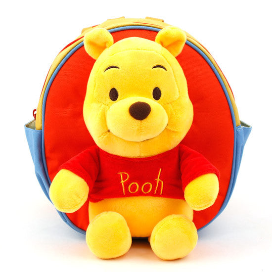 Winghouse - Disney Pooh Joyful Backpack-Binky Boppy