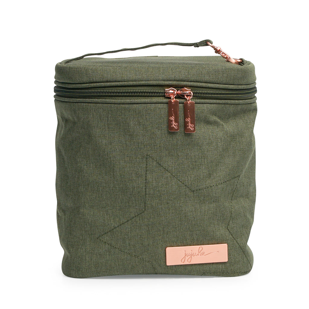 Jujube Rose - Fuel Cell (Olive Rose)-Binky Boppy