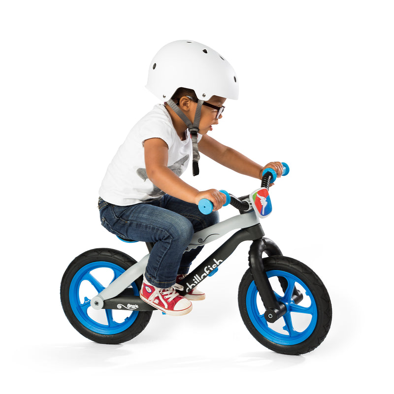 Chillafish - BMXie-RS Balance Bike (Blue - Motion of the Ocean)-Binky Boppy