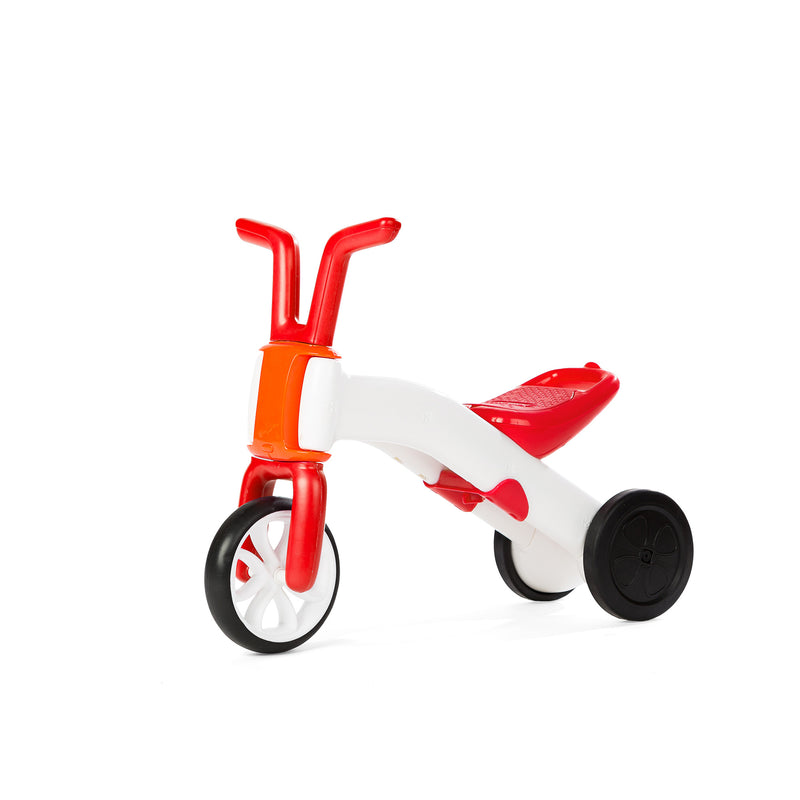 Chillafish - Bunzi Gradual Balance Bike (Red)-Binky Boppy