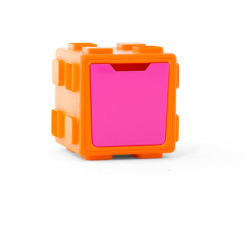 Chillafish - BOX (Orange/Pink)-Binky Boppy