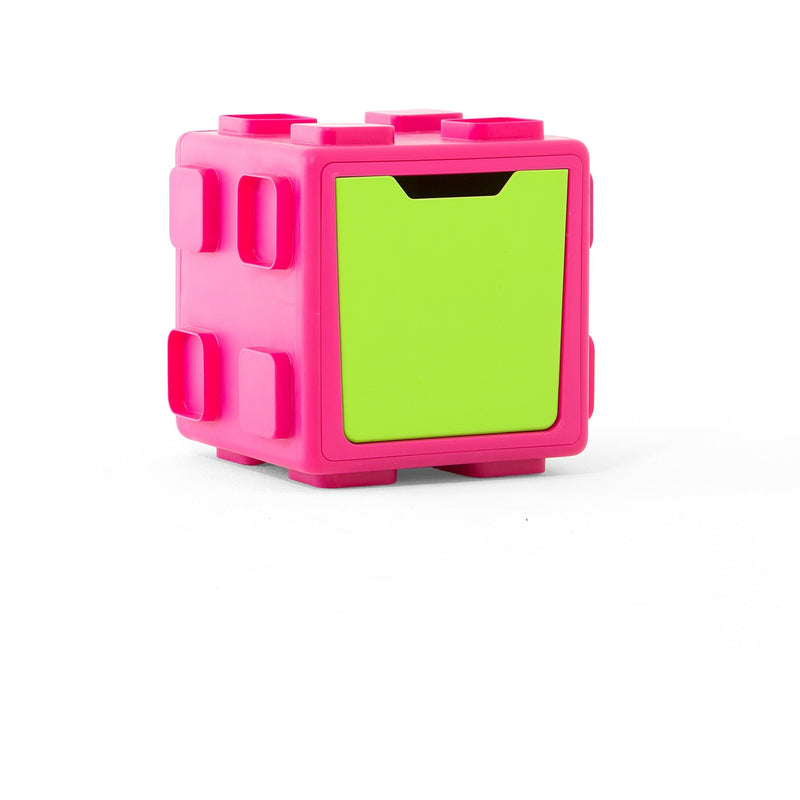 Chillafish - BOX (Pink/Lime)-Binky Boppy
