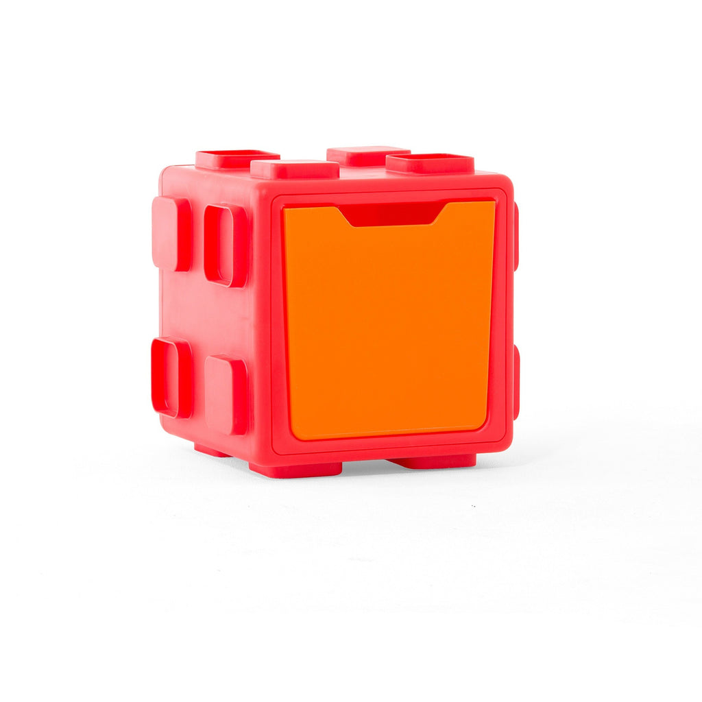Chillafish - BOX (Red/Orange)-Binky Boppy