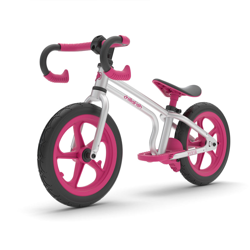 Chillafish - Fixie (Pink)-Binky Boppy