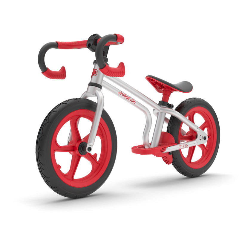 Chillafish - Fixie (Red)-Binky Boppy