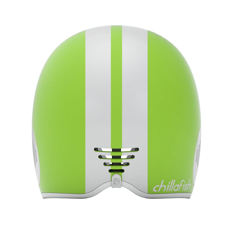 Chillafish - Bobbi Helmet (Lime)-Binky Boppy