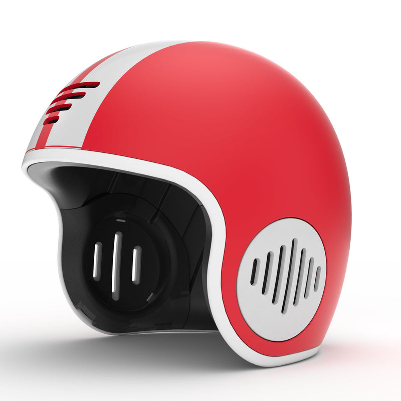 Chillafish - Bobbi Helmet (Red)-Binky Boppy