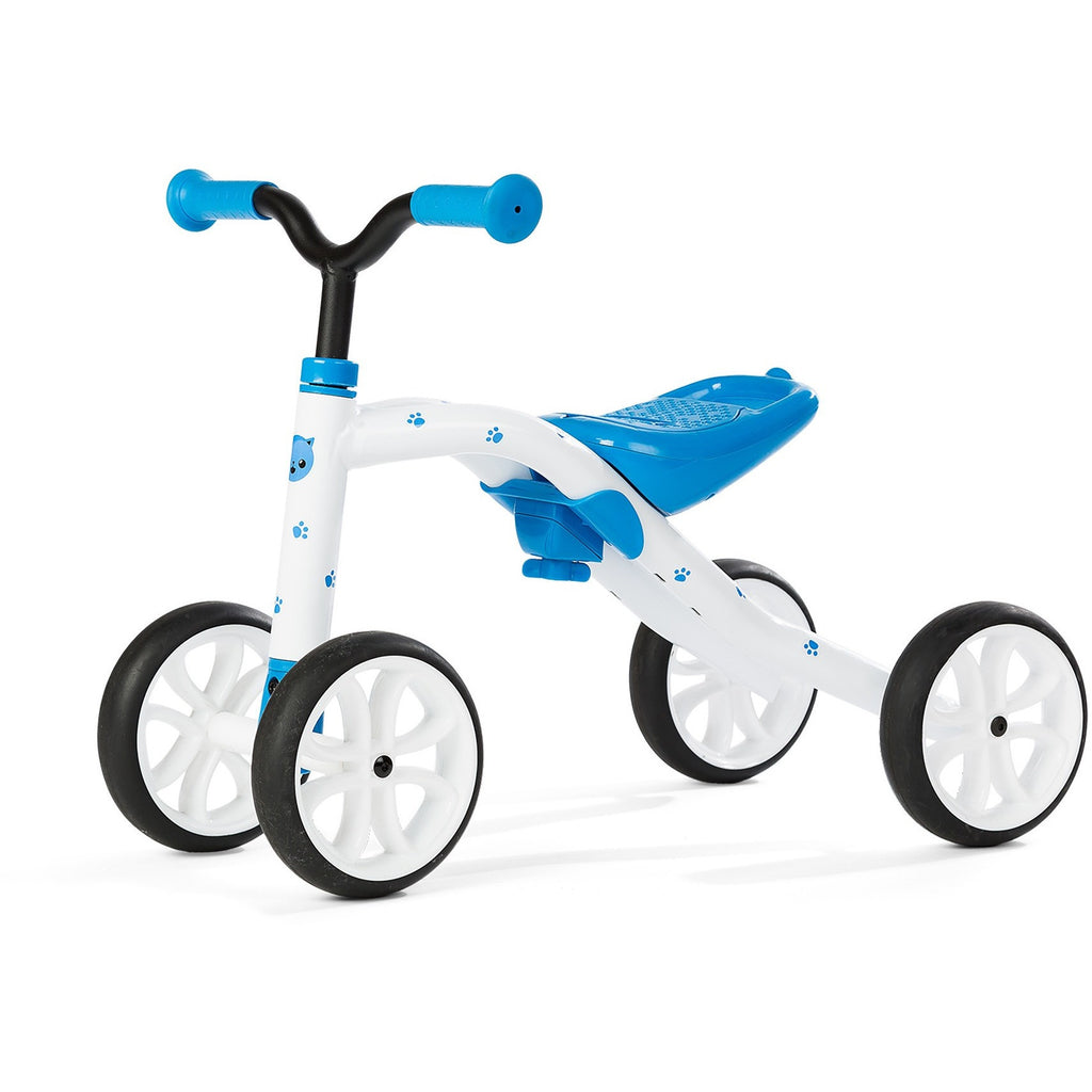 Chillafish - Quadie Bike (Blue)-Binky Boppy
