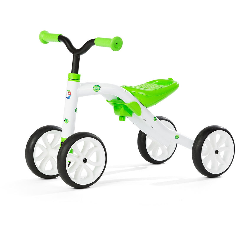 Chillafish - Quadie Bike (Lime)-Binky Boppy