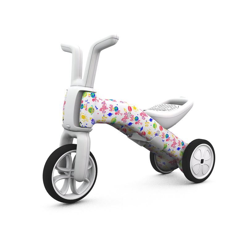 Chillafish - Bunzi Gradual Balance Bike FAD Edition (Dream of Outer Space)-Binky Boppy