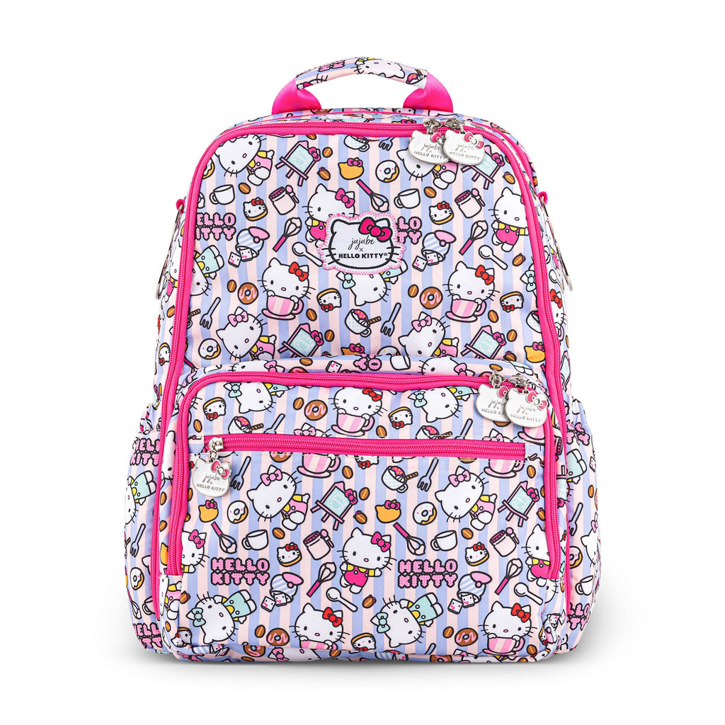 Jujube Sanrio - Zealous Backpack (Hello Kitty Bakery)-Binky Boppy