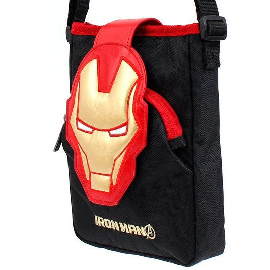 Winghouse - Ironman Hooda Phone Cross-Binky Boppy