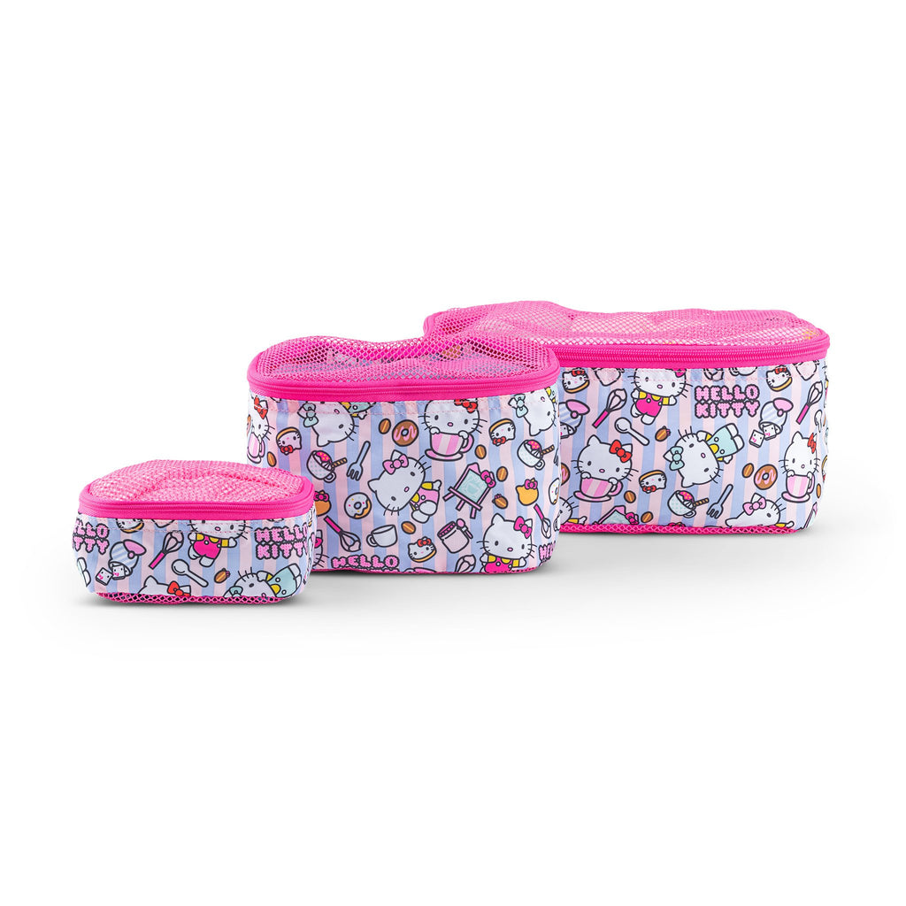 Jujube Sanrio - Be Organized (Hello Kitty Bakery)-Binky Boppy