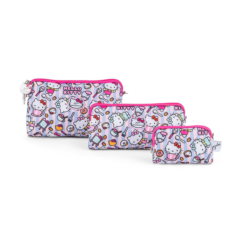 Jujube Sanrio - Be Set (Hello Kitty Bakery)-Binky Boppy