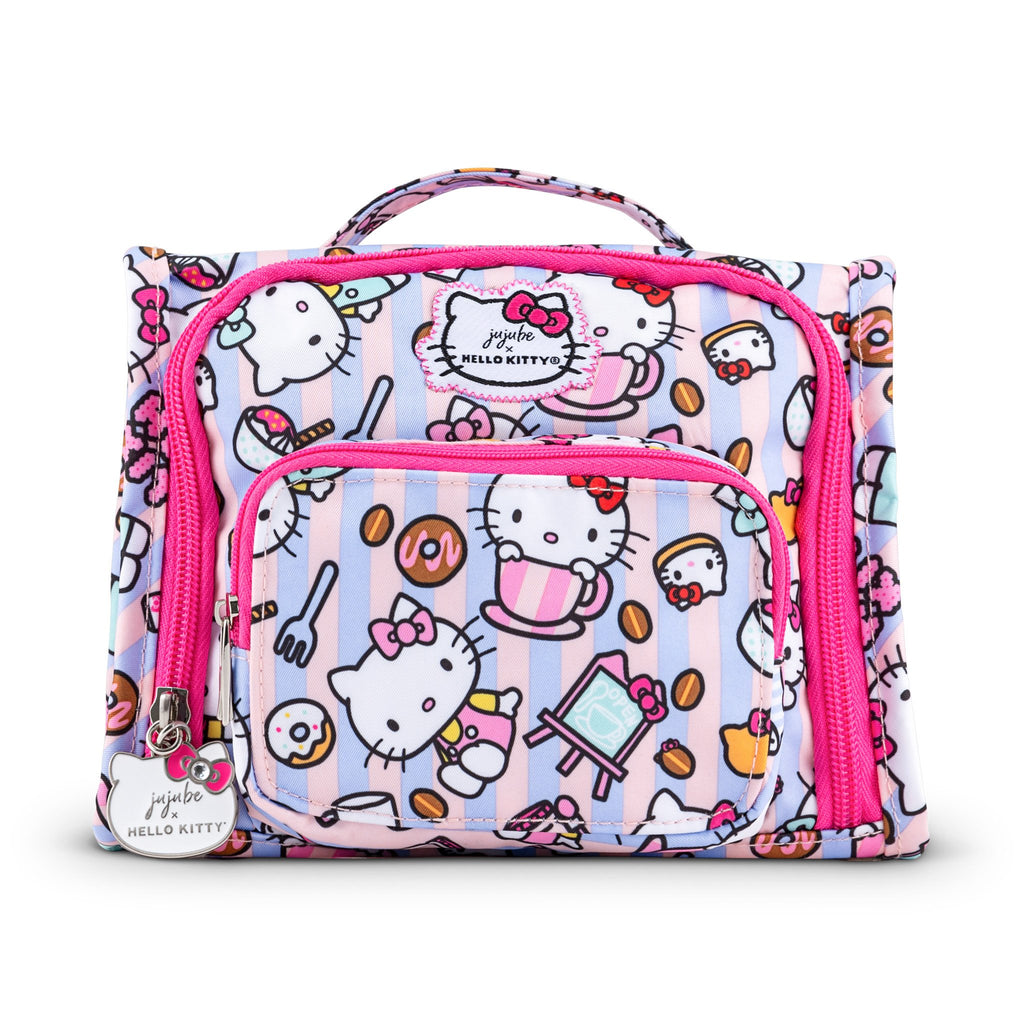 Jujube Sanrio - Mini B.F.F. (Hello Kitty Bakery)-Binky Boppy