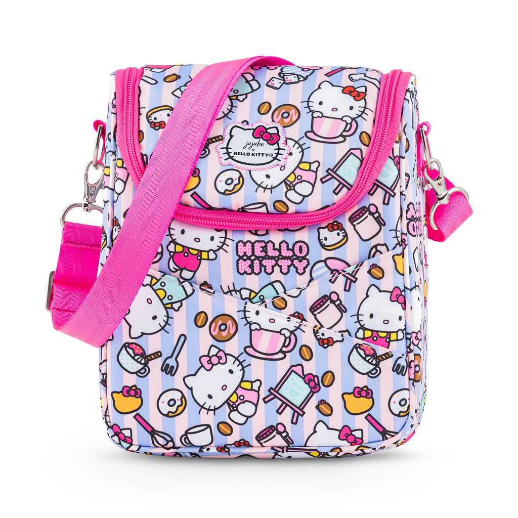 Jujube Sanrio - Be Cool (Hello Kitty Bakery)-Binky Boppy