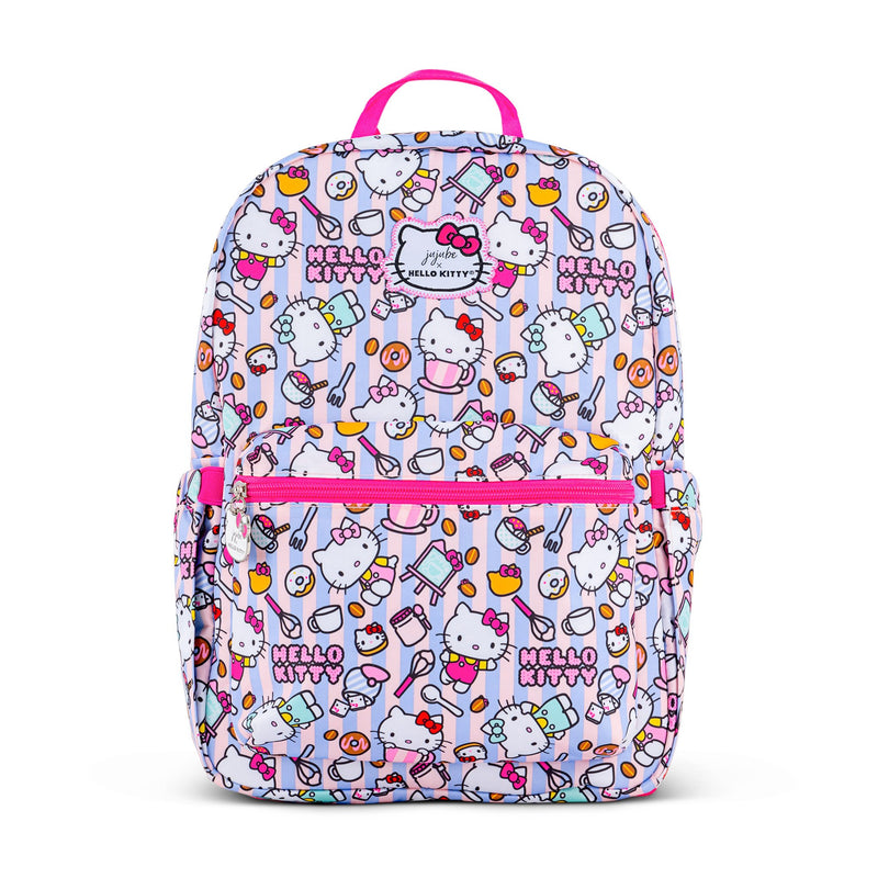 Jujube Sanrio - Midi Backpack (Hello Kitty Bakery)-Binky Boppy
